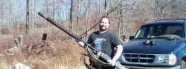 That's a big gun