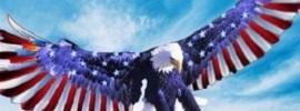 Inhale freedom exhale patriotism
