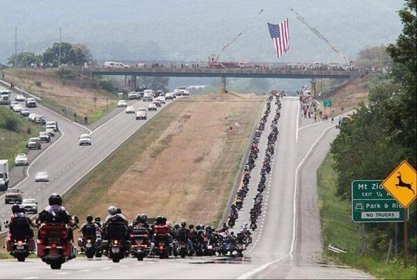2 million bikers
